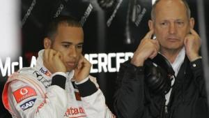 Ron Dennis tritt als McLaren-Präsident zurück