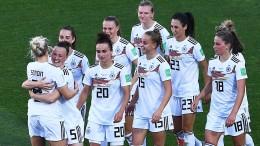 DFB-Frauen schießen sich warm fürs WM-Achtelfinale