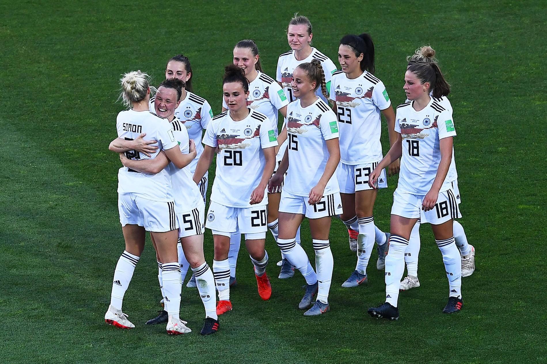 Deutschland Besiegt Bei Frauenfussball Wm Sudafrika