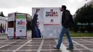Syriza zieht in Umfragen davon