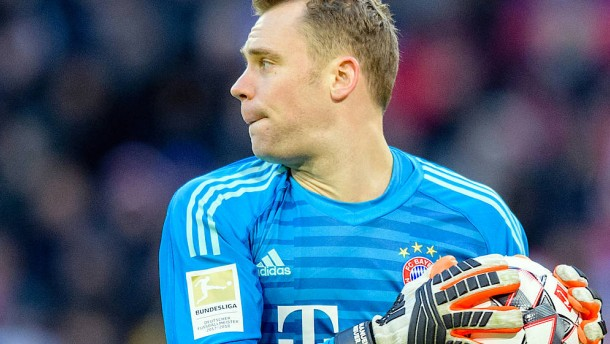 Das Risiko der Bayern mit Neuer