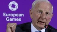 IOC-Mitglied Patrick Hickey: Verdacht auf Verwicklung in einen Olympia-Ticket-Skandal