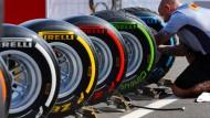 Rolle rückwärts: Die Formel 1 kehrt zum alten Modus zurück