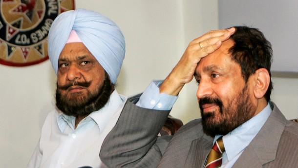 IOC suspendiert NOK Indiens