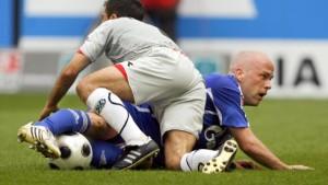 Schalker Rückschlag im Kampf um Königsklasse