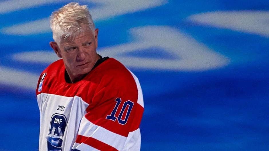 Showdown in Russland: Franz Reindl will Präsident der IIHF werden.