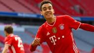 Jamal Musiala im Fokus: Ein großer Glücksfall für den FC Bayern