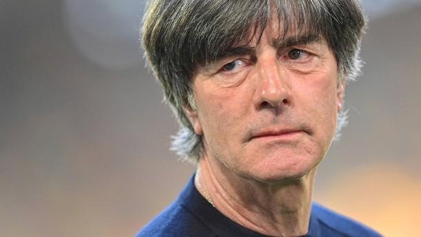 Löw und die deutschen Fragezeichen