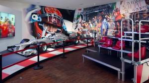 350 Quadratmeter Michael Schumacher