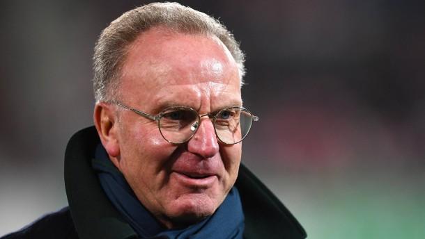 Darum glaubt Rummenigge an die Bayern-Meisterschaft