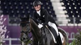 Jessica von Bredow-Werndl gewinnt Olympia-Gold