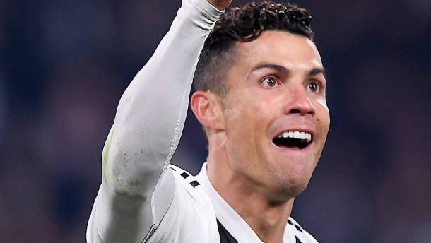 Ronaldo dreht das Duell im Alleingang