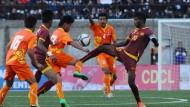 Die Fifa-Weltrangliste ist halt nichts wert