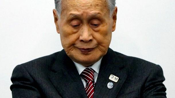 Tokio sucht neuen Olympia-Chef nach Rücktritt
