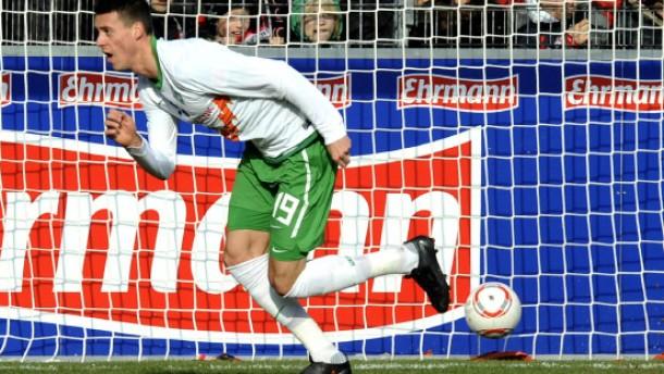 Bremen nimmt den Abstiegskampf offensiv an
