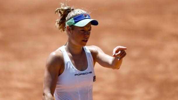 Laura Siegemund und die Tennis-Zukunft