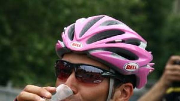 Perfektes Wochenende für Ivan Basso