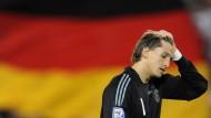 Rückkehr zu Schwarz-Rot-Gold: Rene Adler