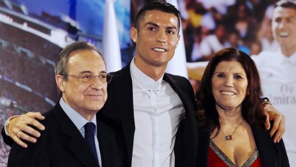 Bei Real Madrid wird kräftig nachgetreten
