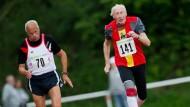 Volle Kraft voraus bei den Senioren-Mehrkampfmeisterschaften Leichtathletik 2014 in Bad Oeynhausen