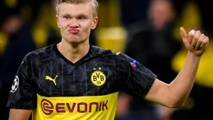 Borussia Dortmund künftig mit zwei Trikotsponsoren