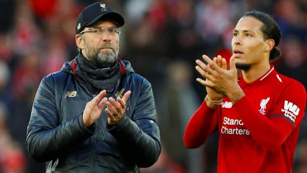 Die Baustellen des FC Liverpool