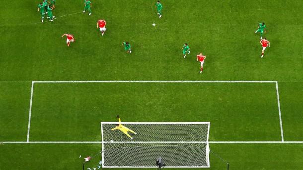 Die WM ist ein Paradies für Entdecker