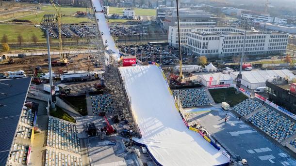 Big Air in Mönchengladbach