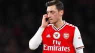 Spielt Mesut Özil beim FC Arsenal bald wieder eine wichtige Rolle?