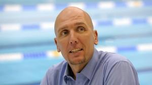Eiertanz des Schwimmverbands