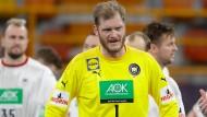 Will seine Teamkollegen mitziehen: Handball-Torhüter Johannes Bitter