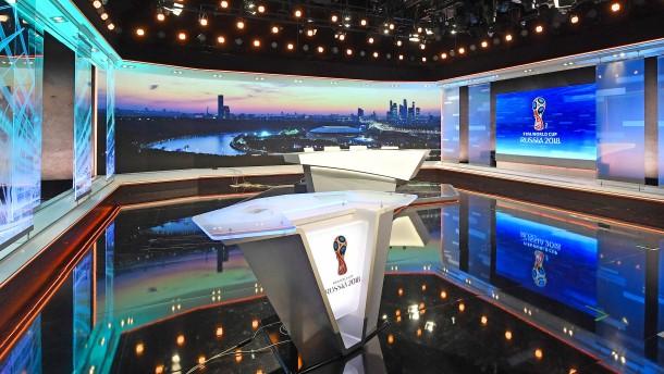Wie ARD und ZDF die Fußball-WM zeigen