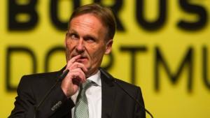 Dortmund geht mit aller Macht ins Risiko