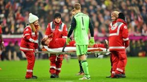 Badstuber-Verletzung schockt Bayern