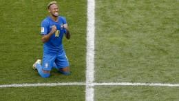 Nervenbündel Neymar