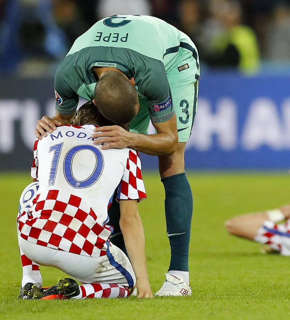 Kroatien Portugal Aufstellung
