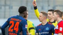 Hamburger SV patzt schwer – Tabellenführung dahin
