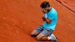 Nadal bleibt der Sandplatzkönig von Paris