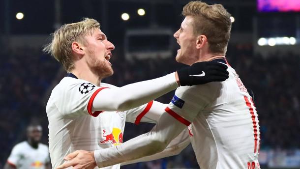 Last-Minute-Leipzig im Achtelfinale