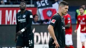 Frankfurt verspielt die große Chance