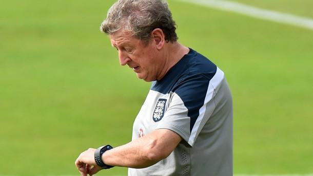 Hodgson schaltet auf stur