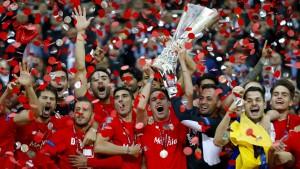 Sevilla gewinnt furioses Europa-League-Finale