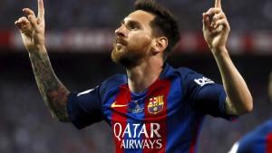 Messi muss nicht ins Gefängnis