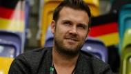 Trainer mit Anspruch: Alexander Waske hat dem Spiel von Angelique Kerber ein neues Niveau verliehen