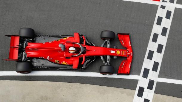 Nächster Rückschlag für Vettel in Formel 1