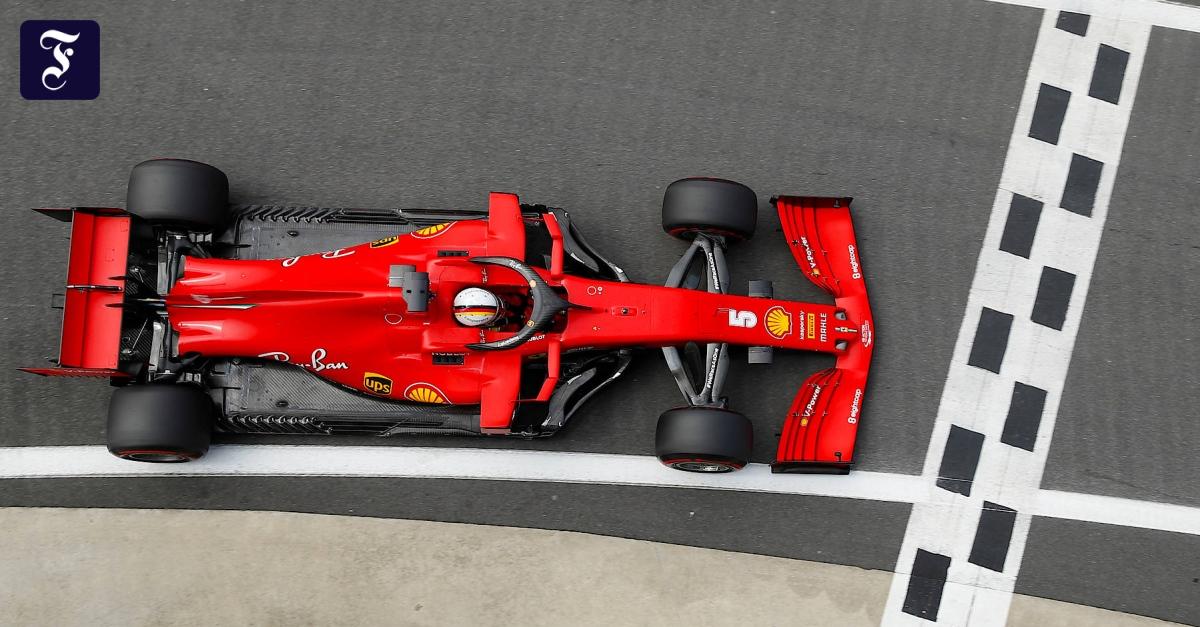 Formel 1: Sebastian Vettel abgeschlagen, Hamilton verpasst Pole