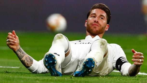 Die Panik wird größer bei Real Madrid