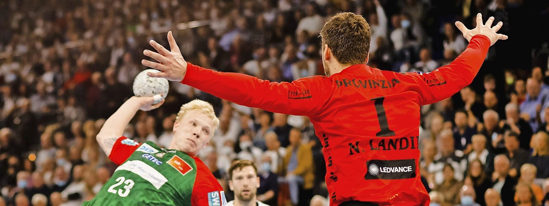 Magdeburg ist ein heißer Meisterschaftskandidat