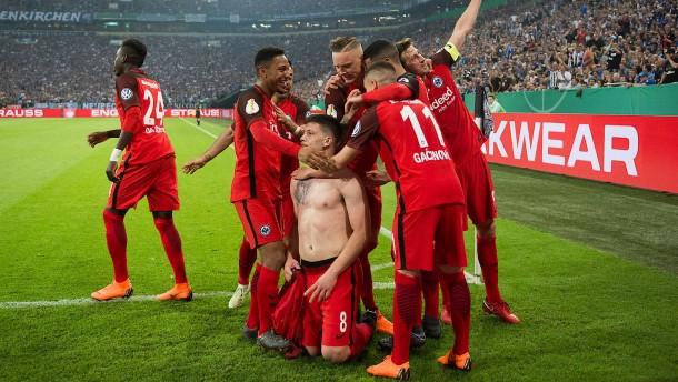Frankfurt erreicht Kovacs Traumfinale
