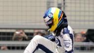 Nick Heidfeld wird Reifentester - am besten nicht im Extrembereich